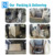New technology wood powder briquette molding machine Wood chip briquette press machine