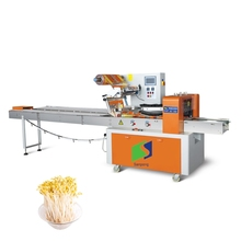 Popular in Asia organic bean sprouts packaging machine