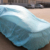 disposable train plane seat cover car cover PP non-woven Windshield Window Car Cover