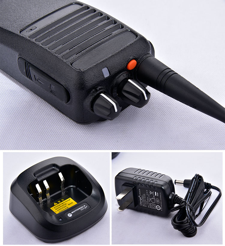 DMRP transceiver CG32  digital two way radio 5 to 10km 5w 32 channels walkie talkie compatible with mototrbo