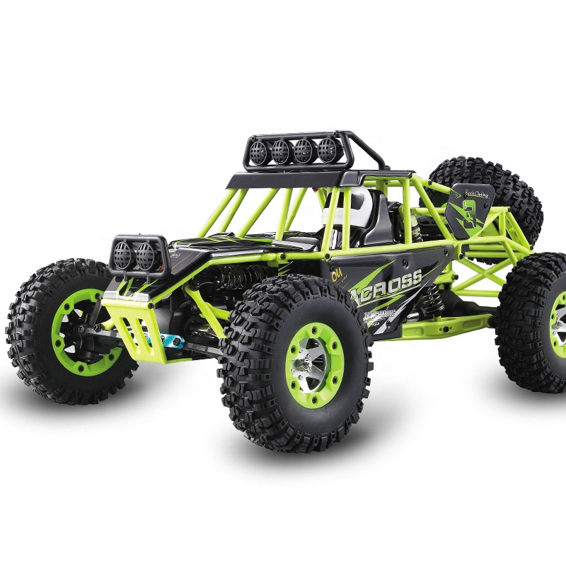 Wltoys 1: 12 RC 4X4 High Speed Racing <strong>Car</strong> Toys Electric Truck 50km/<strong>h</strong> 4WD Rock Crawler Remote Control Off-Road <strong>Car</strong> Toys Electric