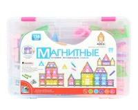 TT000868 Magnetic three dimensional 3D building blocks for Russian