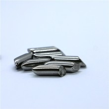 High quality 304 stainless steel 1/16 inch 7/32 inch 3/16inch diagonal tumbling media