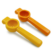 Professional hand held plastic lemon squeezer for fruits and vegetables