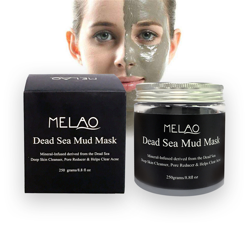 Hot Selling Custom Natural Organic Formula Firming Nourish Private Label Dead Sea Clay Face Mask Bio Dead Sea Mud Mineral Mask