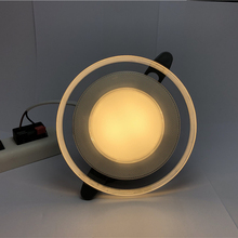 New Design Different Reflectors Anti-glare 7W Round Ceiling Recessed Cob Led <strong>Downlight</strong>