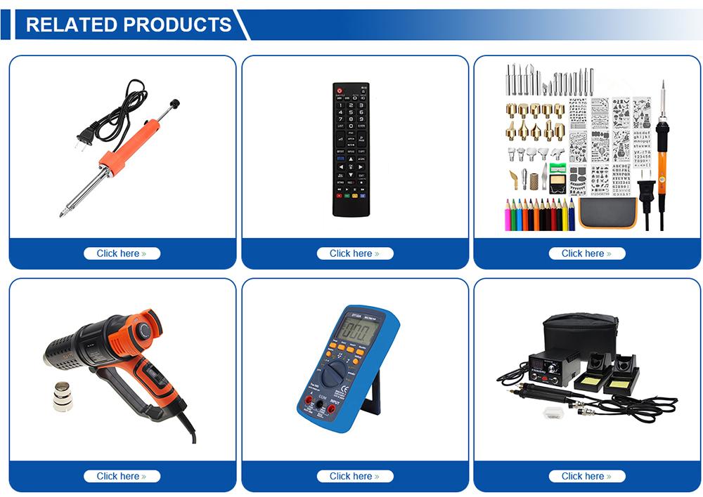 Measuring DC & AC voltage DT830B Pocket multimeter Digital Multimeter