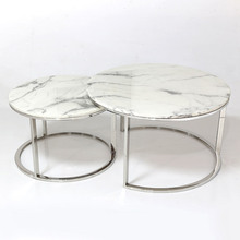 Designer coffee table modern marble top for home <strong>furniture</strong>