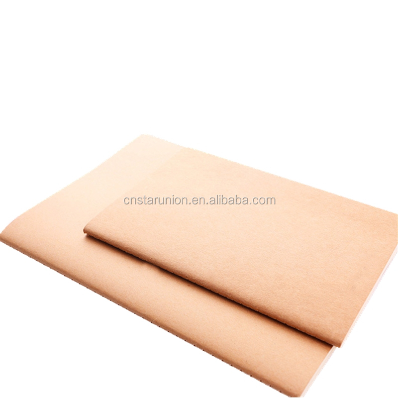 Kraft Paper Brown Stationery Craft Notebook for Arts and Craft,Drawing,D.I.<strong>Y</strong>. Projects Letter Size Lase Inkjet Printed Notepads