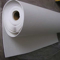 Heat-resistant ceramic fiber cotton paper provided directly by Chinese factory
