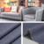 Wholesale Textile Supplier Sofa Covering Linen Imitation Velour Fabric