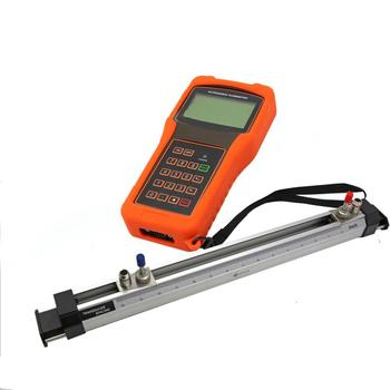Wide Measurement Range Portable Handheld Ultrasonic Flow Sensor for Ultrapure Water Wastewater