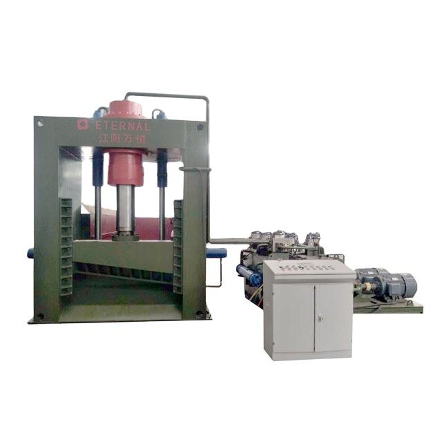 Q91Y-500 scrap steel hydraulic gantry  shear machine