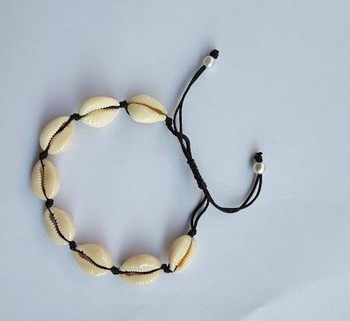 Natural Shell Beads Handmade Hawaii Waikiki Beach Adjustable Anklet For Girls And Ladies