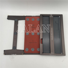 OCA Master new laminating mold for S10 OCA Glass LCD alignment mold out frame laminate mat