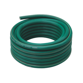 HL-C7 used pvc pipe line sale tertlene pvc parallel cross 5 ply layers high pressure green spray plumbing hose