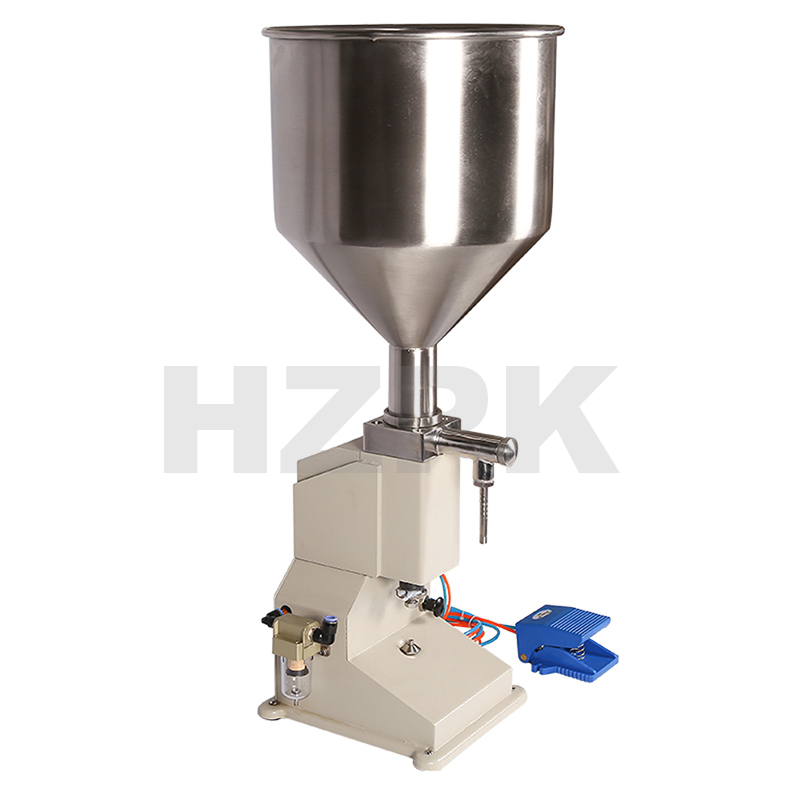 <strong>A02</strong> Pneumatic Stainless Steel Paste Filling Machine