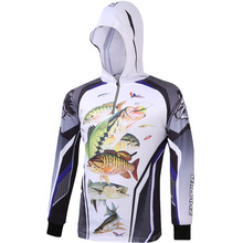 Factory Directly custom Long Sleeve Breathable Fishing Clothing Outdoor <strong>Sports</strong> Fishing <strong>Wear</strong>