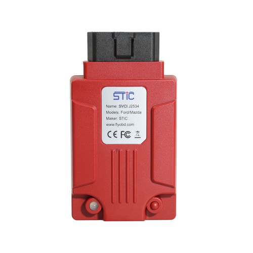 Newest SVCI <strong>J2534</strong> Diagnostic Tool for Ford &amp; Mazda IDS V113 Support Online Module Programming
