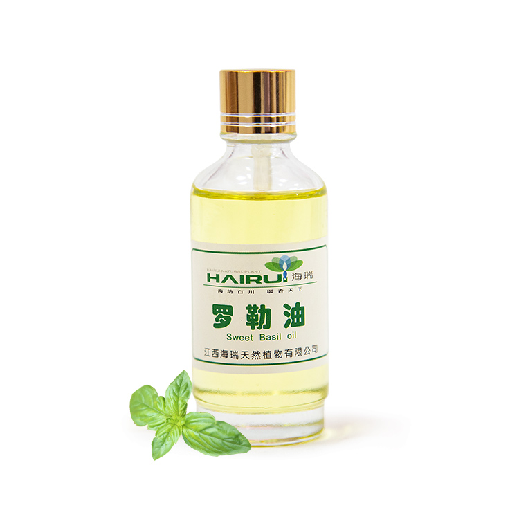 2020 Organic Basil Linalool Essential <strong>Oil</strong> 30 mL 50ml 100ml <strong>100</strong>% Pure