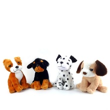 Cuddly Soft White Plush stuffed toy,best made toys plush dog stuffed <strong>animals</strong>