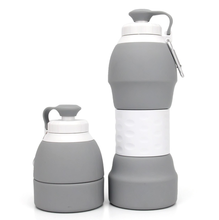 Creative Multifunction Silicone Folding Water Bottle for Outdoor <strong>Sports</strong> in Winter