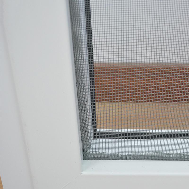 China Wholesale Upvc Plastic Interior Window Sliding Window With Mosquito Net