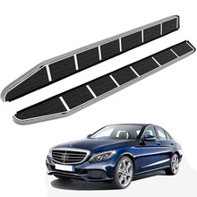KINGCHER Car Accessories <strong>for</strong> Mercedes <strong>Benz</strong> X166 GL X164 GL <strong>W164</strong> ML W166 ML side step running board