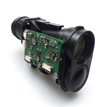 <strong>OEM</strong>/ODM 1500m Day&amp;Night 0.3m accuracy golf range finder laser measuring module with RS232