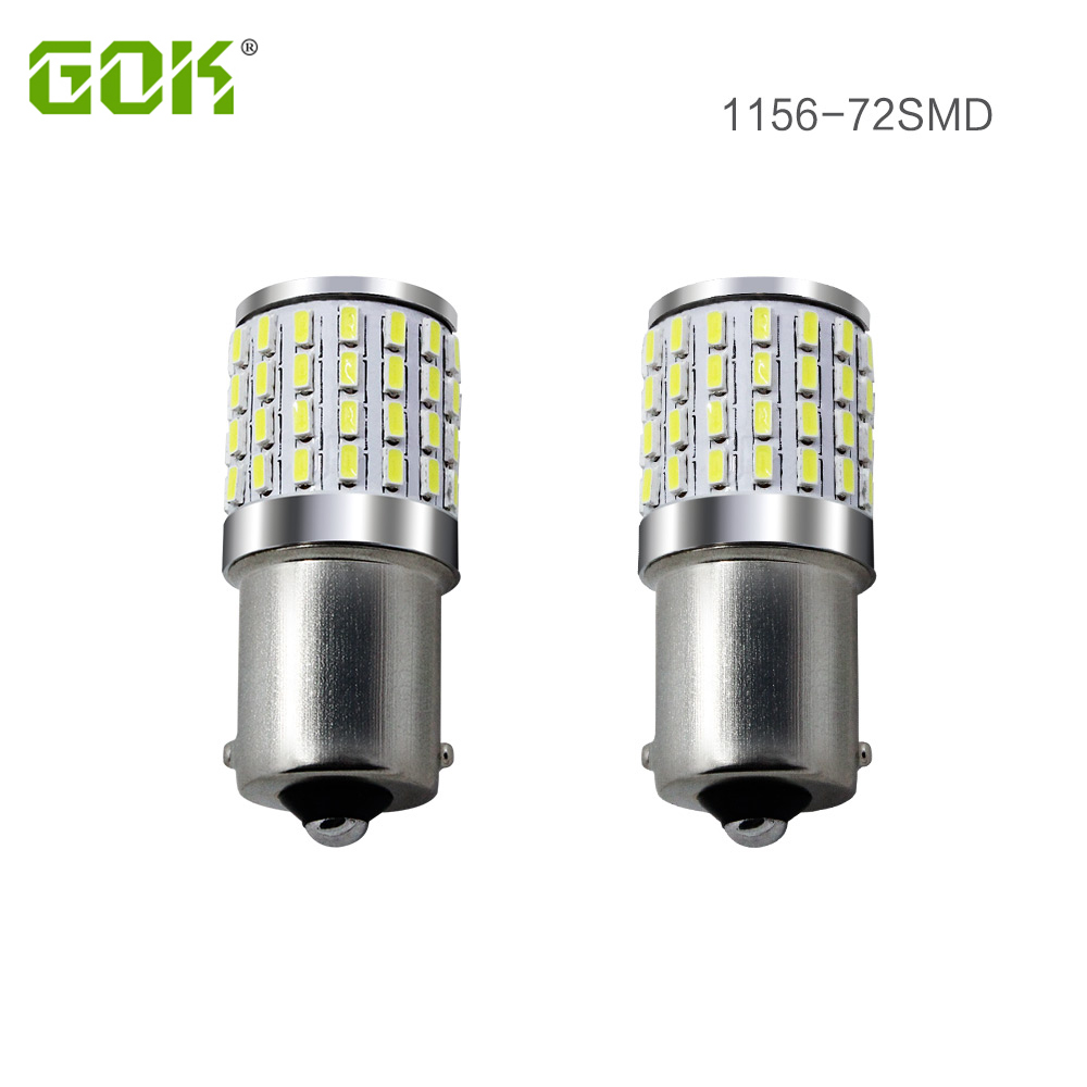 P21W P21/5W 72 Smd 3014 <strong>Led</strong> Paring Car Light <strong>Fog</strong>