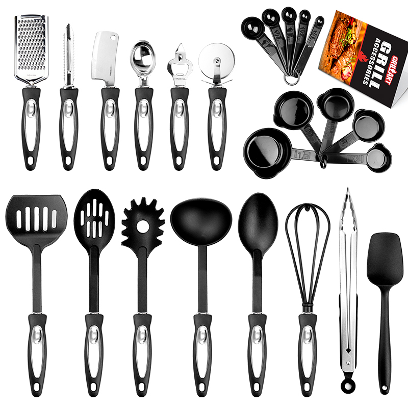 24 Pieces Organizing 360 Kitchen Accessories Names Wholesale