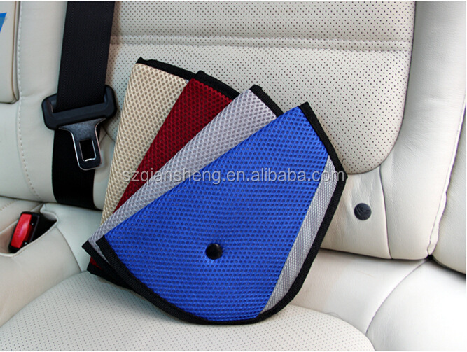 Car Safety Belt Adjust Device Baby Child Protector Covers Shoulder Triangle Safety Seat Belt Adjuster  clip