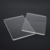 Fused silica substrate High purity transparent optical quartz wafer square plate glass