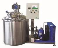 stainless steel milk cooling and storage tank(CE certificate)