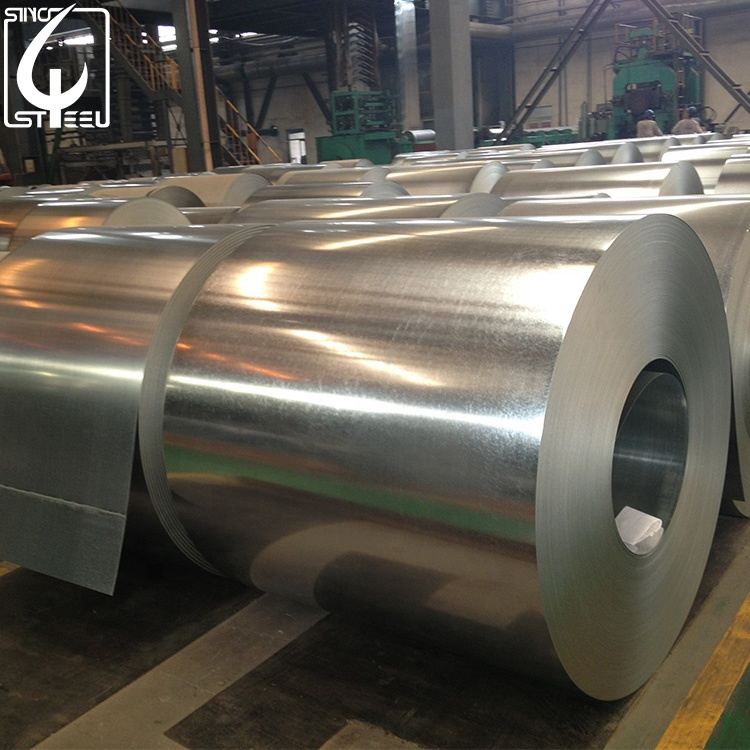 JIS G3302 DX51D DX52D DX53D Galvanized Iron Galvanized <strong>Steel</strong> In Coils Galvanized <strong>Steel</strong> Coil for Roofing Sheets