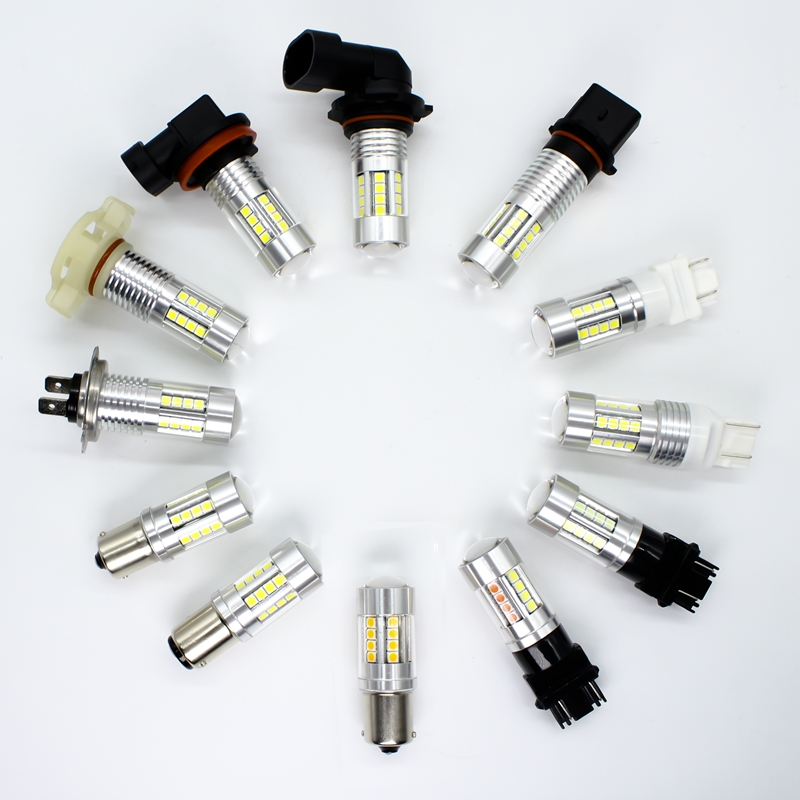 H4 H7 Motorcycle Headlight <strong>bulb</strong> H8 H9 H11 H16(EU) 9005 9006 SMD3030 45W Canbus LED Fog Lamp <strong>Bulb</strong> 6000K 3000K Amber Red Ice <strong>Blue</strong>