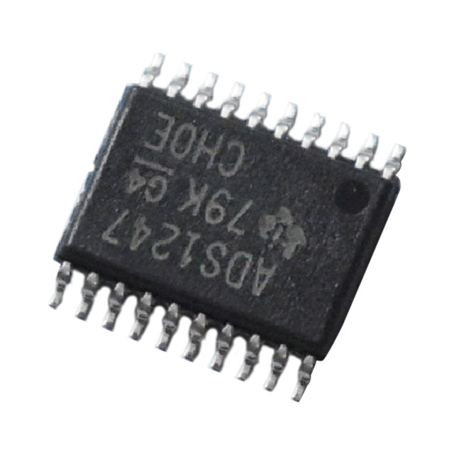 <strong>Provide</strong> integrated circuits microcontrollers drivers controllers Analog to Digital Converters (ADC) ADS1247IPW