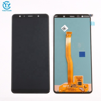 LCD For Samsung Galaxy A7 2018 A750 LCD Display Touch Screen Digitizer Replacement