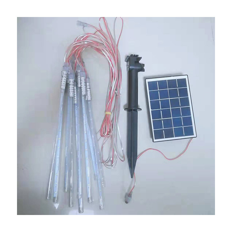 Hot sale 30cm led solar decorative string lights with best price
