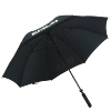 Large Size Manual Opening Golf Umbrella 27 Inch With Windproof Frame