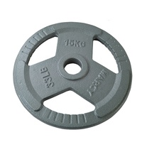 Factory Wholesale For Gym 10Kg 25Lb Barbell Weight Plate