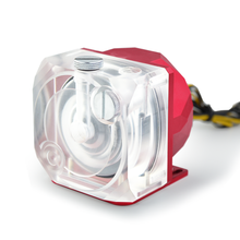 Syscooling SC-P90 DC 12V liquid cooling pump <strong>RGB</strong> support for PC CPU water cooling system