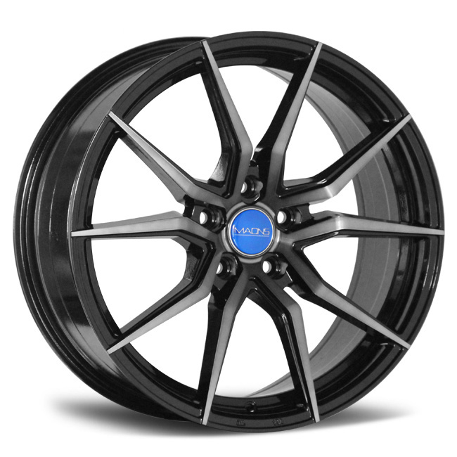 MAONS RED SERIES, 18 inch high quality rims in stock, MB6 4x100 <strong>wheels</strong>