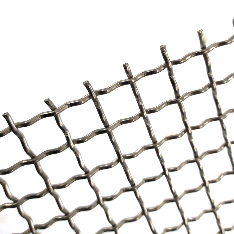 Factory Price Stainless Steel Woven Crimped Wire <strong>Mesh</strong>