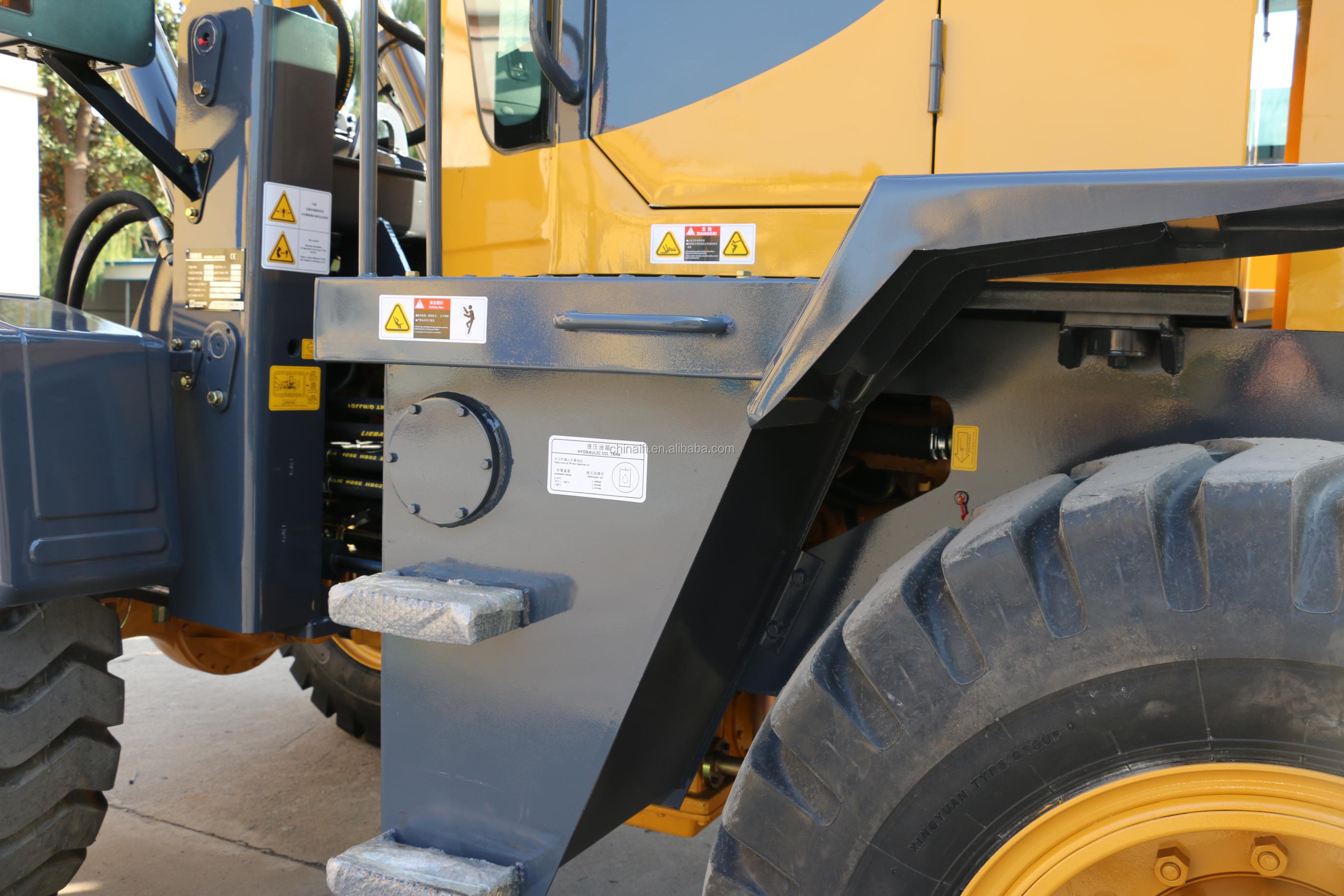 YF936 3ton wheel loader mini front end loader for sale