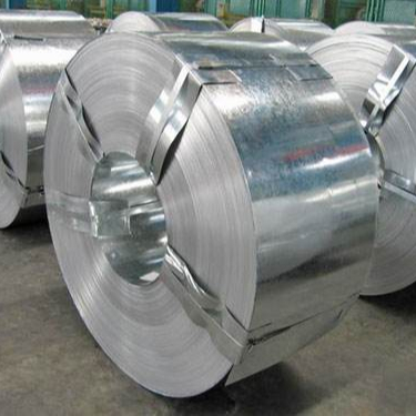 Cold Rolled Hot Rolled <strong>Q195</strong> Galvanized Packing Steel Strip