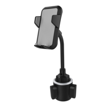 Car Cup Holder Phone Mount Adjustable Gooseneck Automobile Cup Holder Phone Car Mount for iPhone Samsung Xiaomi Huawei