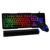 Wholesale Gamers Combo Set Wired Gaming Keyboard Mouse Headset Mouse Pad