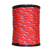 "Soft Premium 1/4"" Red 3/8 inch 32 strands Double Braided Nylon Rope  Polyester Polypropylene  Cord"