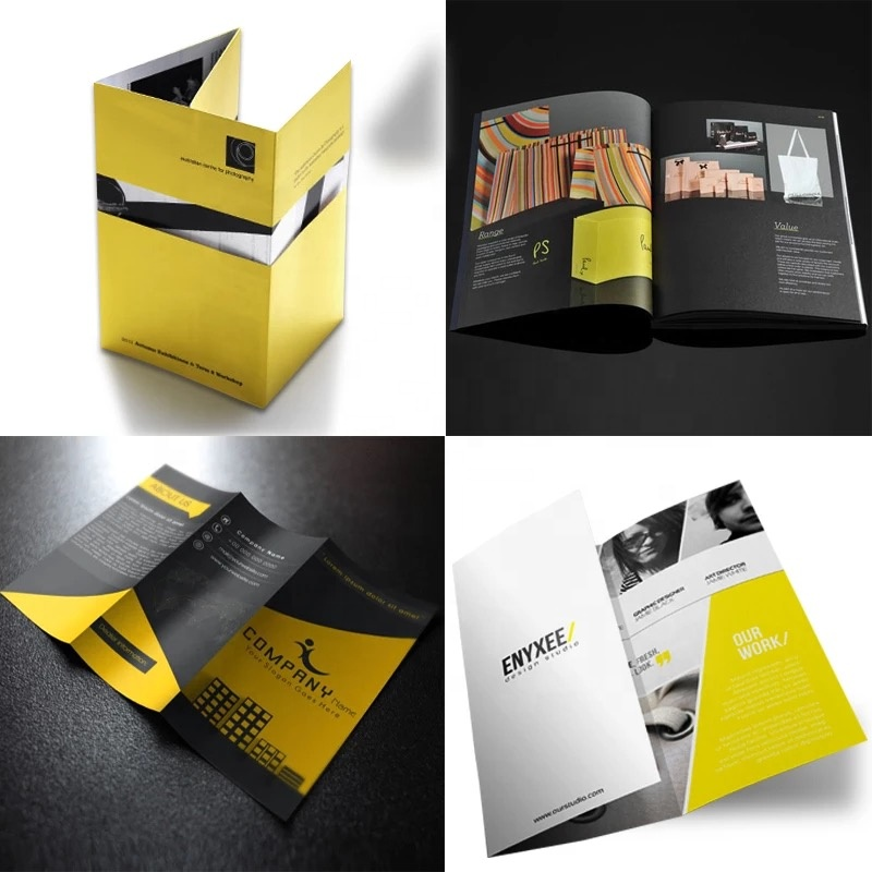 Factory Printed Cheap  High Quality Customized  books / Flyer  / Leaflet